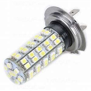 Ampoule Led Voiture H7 : ampoule de voiture h7 12v 5w 68 smd blanc led 6000k 400 ~ Melissatoandfro.com Idées de Décoration