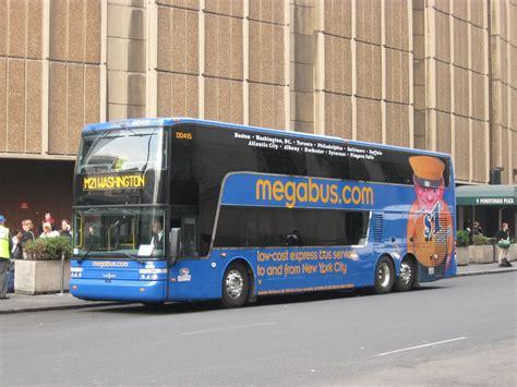 Megabus North America