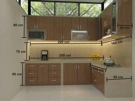 Kitchen Design Standards by Standard Kitchen Dimensions Home Inspiration