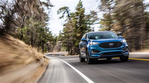 2019 Ford Edge St Debuts With 335 Hp 2.7-liter Ecoboost V6