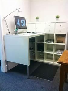 Ikea Hack Expedit : ikea hackers quick expedit standing desk ikea hack pinterest raw material work stations ~ Frokenaadalensverden.com Haus und Dekorationen