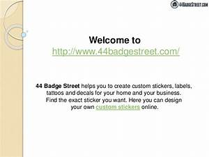 design your own custom stickers online With create your own stickers online