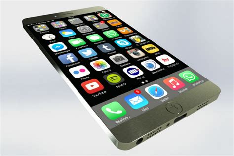 iphone 7 design iphone 7 concept designs the week uk