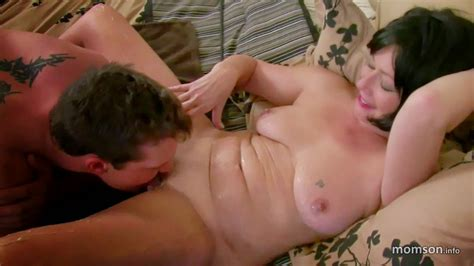 Son Licking Mom Pussy Porn Pics And Movies