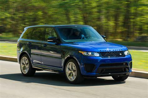 range rover sport 2015 2015 land rover range rover sport svr review automobile
