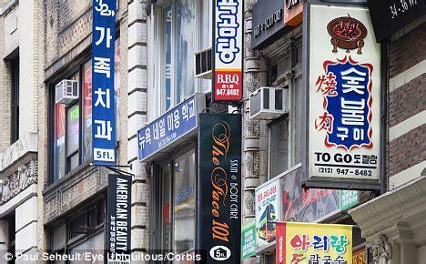 Foreign Language Translation Sign