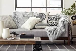 1000 idees a propos de plaid canape sur pinterest plaid With tapis de marche avec plaid canapé tendance