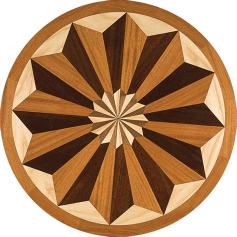floor medallion designs oshkosh designs bellevue inlay medallion traditional hardwood flooring milwaukee by
