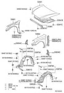 2004 Toyota Matrix Parts