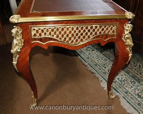 bureau louis 16 louis xvi desk writing table bureau plat office