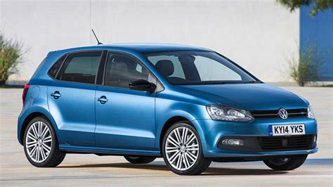First Drive Volkswagen Polo 14 Tsi Act Bluegt 5dr  Top Gear