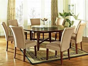 dining room large round dining room table large round
