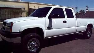 2003 Chevrolet Silverado Ls Duramax Diesel 2500 Hd