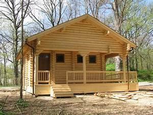 Chalet En Bois Habitable Livré Monté : chalet habitable chalets de loisirs en bois 27 flbc ~ Dailycaller-alerts.com Idées de Décoration