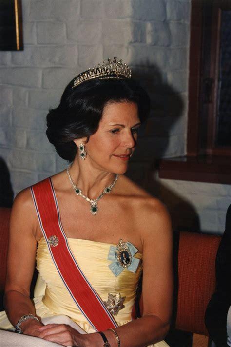 #Swedish Royal Family #Queen Silvia #Tiara | Queen of ...