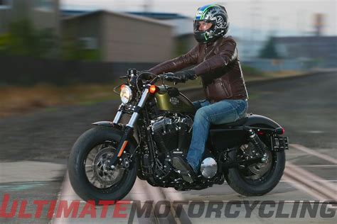 Review Harley Davidson Forty Eight by 2016 Harley Davidson Forty Eight Review Updated Sportster