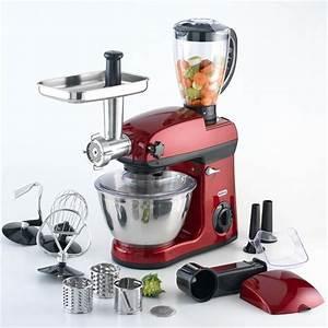 Robot Cuisine Multifonction : robot multifonction helkina ha3472 rouge achat vente ~ Farleysfitness.com Idées de Décoration