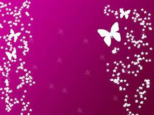 Pink butterflies wallpaper |Funny Animal