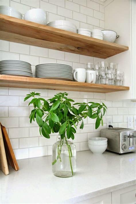 etagere de cuisine murale les 25 meilleures idées de la catégorie étagère murale