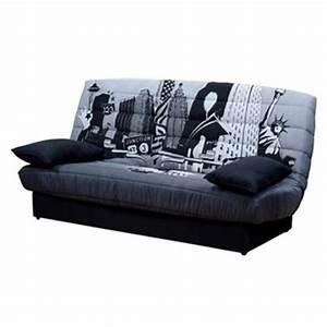 Clic Clac Pas Cher But : photos canap clic clac ado ~ Melissatoandfro.com Idées de Décoration