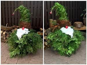 Weihnachtsdeko Aussen Dekoration : weihnachtsdeko f r drau en kreative ideen zum selberbasteln ~ Frokenaadalensverden.com Haus und Dekorationen