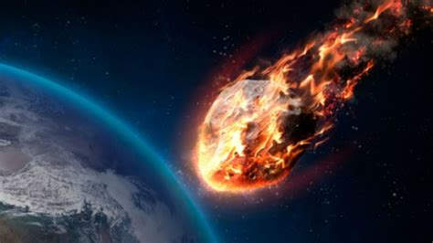 'hazardous' Asteroid Will Barely Miss Earth In A Few Hours