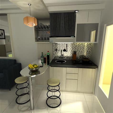 Kitchen Set Apartemen Minimalis  Murah  Jakarta Bekasi