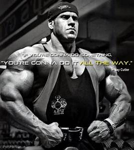 Learn From 4 Time Mr Olympia  Jay Cutler