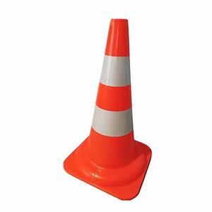 Cone De Chantier : balisage de chantier c ne de signalisation leader ~ Edinachiropracticcenter.com Idées de Décoration