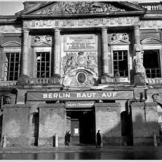 Nachkriegszeit Vor 70 Jahren Wollten Architekten Berlin