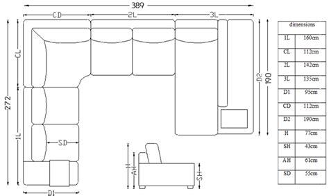 dimension canapé canapé d 39 angle panoramique en cuir fritsch mobilier moss