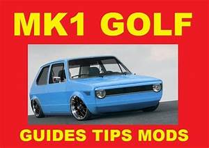 Dedicated Vw Mk1 A1 Golf Rabbit Gti 8v 16v Modifica