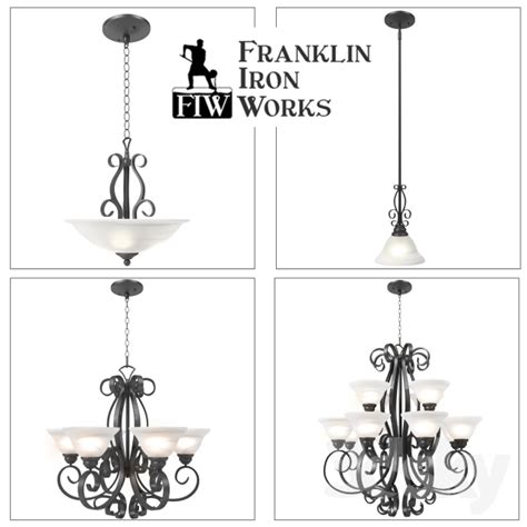 franklin iron works 3d models ceiling light franklin iron works manchester and san dimas