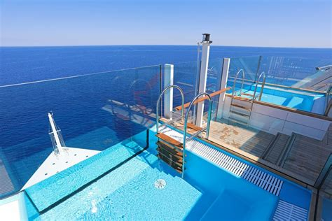 was ist ein infinity pool aidaperla bilder und eindr 252 cke vom neuen aida cruises flaggschiff