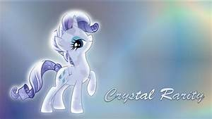 Crystal-rarity-wallpaper-hd by rainbownspeedash on DeviantArt