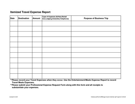 expense report template excel generic expense report spreadsheet templates for business expense spreadshee free expense report