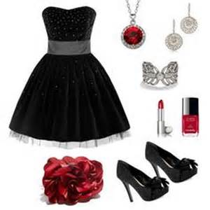 Cute Christmas Party Outfit