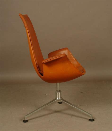 fauteuil de bureau vintage chaise fauteuil de bureau design scandinave vintage de fabricuis kastholm design