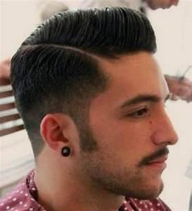 Style Rockabilly Homme : coiffure homme rockabilly ~ Dode.kayakingforconservation.com Idées de Décoration
