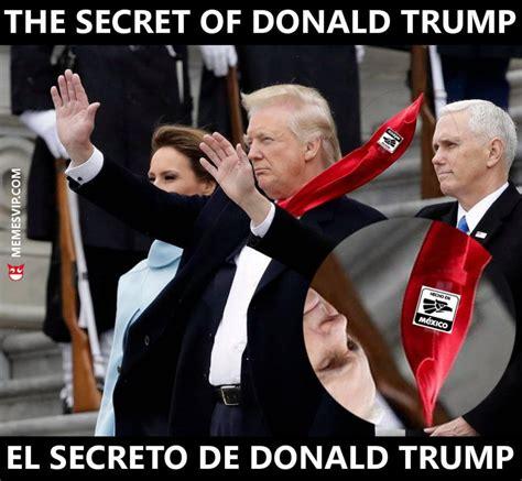 Memes De Trump - meme el secreto de donald trump the secret of donald trump trump donaltrump trumpmeme