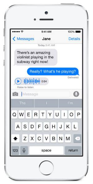 what is messaging on iphone wwdc keynote unveils some big improvements to messaging in