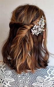 Coiffure Pour Cheveux Mi Longs : les plus belles coiffures pour cheveux mi longs astuces de filles ~ Melissatoandfro.com Idées de Décoration