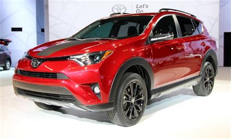 2019 Toyota Rav4 Limited Review And Release Date Best