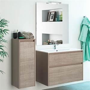 belle salle de bain de qualite haut de gamme meubles With prix meuble sur mesure