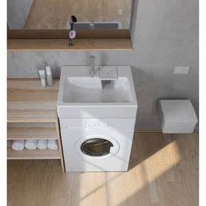 Petit Lave Linge Pour Studio : lavabo gain de place gpm mini ou le lavabo pour lave ~ Carolinahurricanesstore.com Idées de Décoration