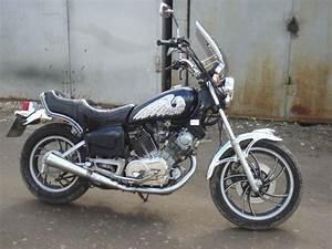 1985 Yamaha Xv 500 Se