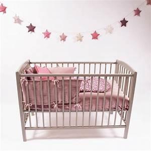 Babybett 60x120 Mit Rollen : babybett 60x120 cm lackiert hellgrau grau combelle design baby ~ Bigdaddyawards.com Haus und Dekorationen
