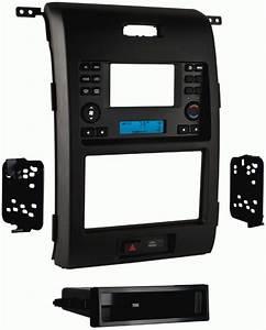 Metra Car Stereo Installation Black Dash Kit
