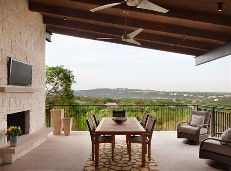 outdoor covered patio patio traditional  garden