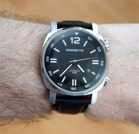 Magrette Dual Time Watch Review  Ablogtowatch. Purse Necklace. Deep Purple Gemstone. Gold And Silver Bangle. Boat Bracelet. Cathedral Engagement Rings. Zircon Diamond. Popular Watches. Square Diamond Ring With Diamond Band